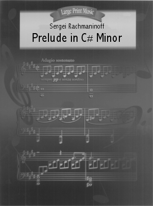 Prelude in C# Minor-Rachmaninoff